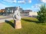 2012 m. Tarptautinio granito skulptūrų simpoziumo darbai