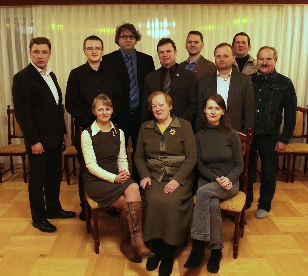 Apsaugota: 2010–02–21–2012–02–11 Balsių bendruomenės taryba