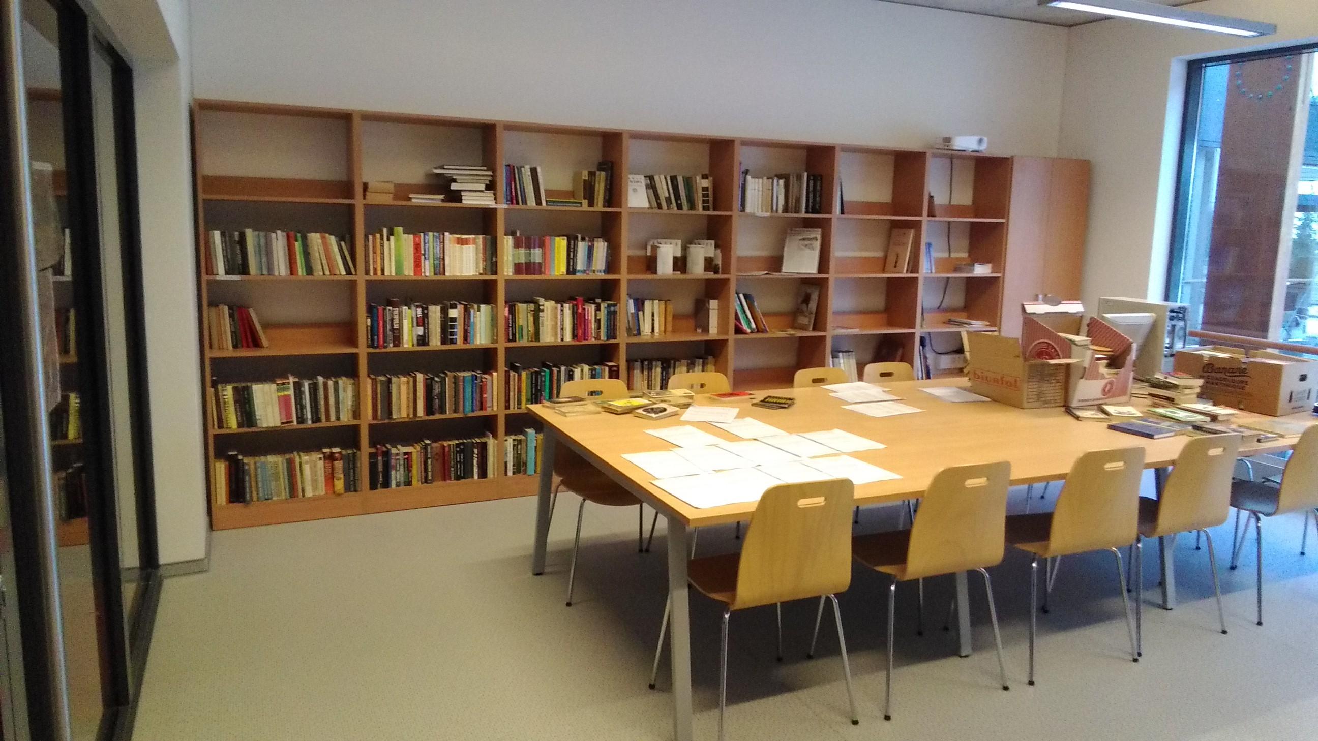 Nuo 2016 m. gruodžio mėn. pradėjo veiklą Balsių bendruomenės viešoji biblioteka