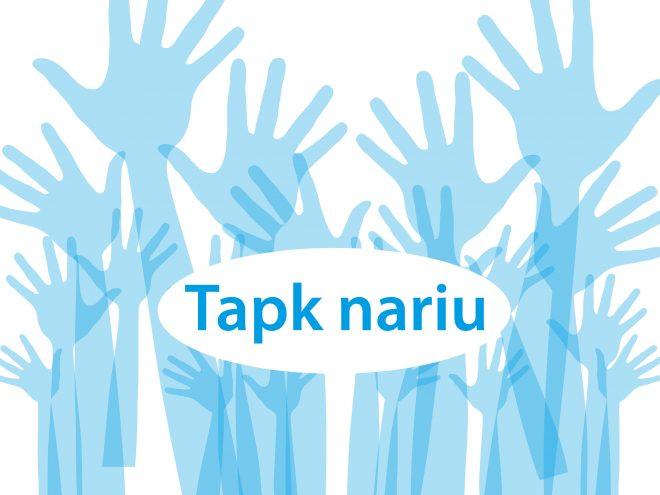 Kvietimas tapti Balsių bendruomenės nariu