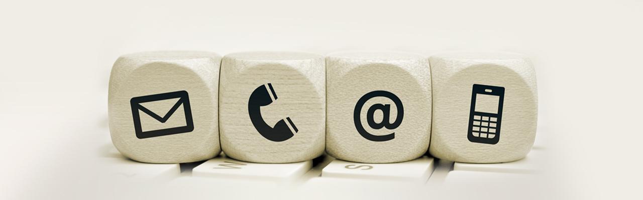 Gyventojų ir įmonių teikiančių paslaugas, kontaktai