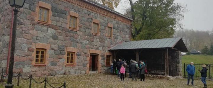 Aplankytas Liubavo dvaro malūnas